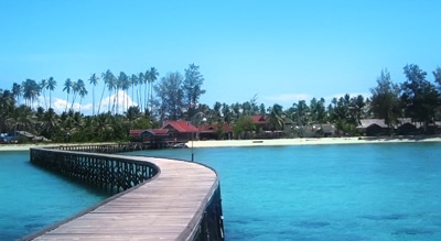 Private Tour Derawan Island, East Borneo Indonesia