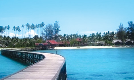 Private Tour Derawan Island