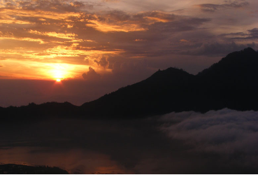 Mount Batur Sunrise Trekking & Natural Hot Spring, Bali Island